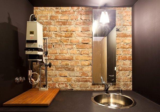 Фотография: Кухня и столовая в стиле Лофт, Современный, Декор интерьера, Офисное пространство, Офис, Дома и квартиры – фото на INMYROOM