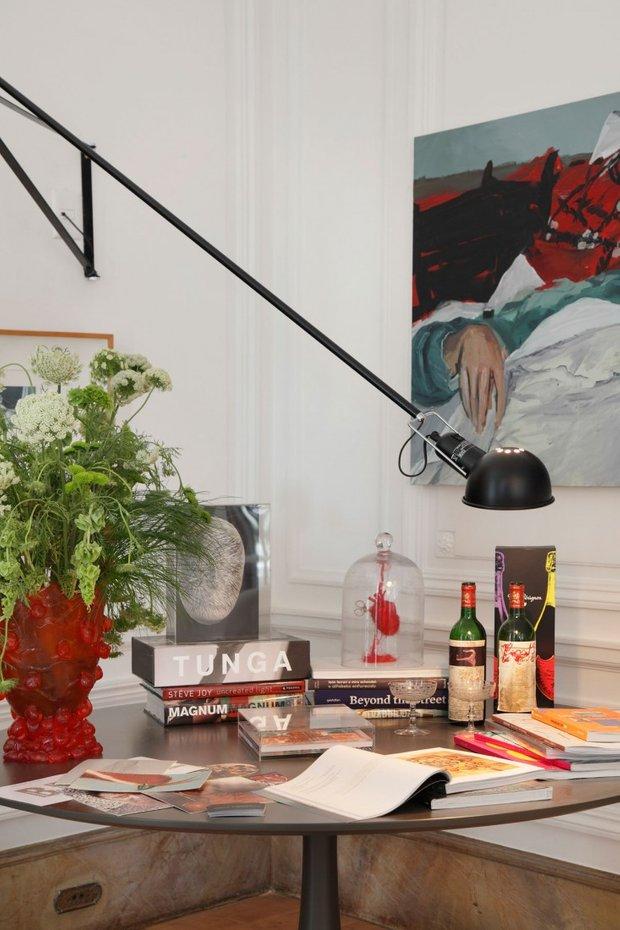Фотография: Декор в стиле , Гостиная, Декор интерьера, Интерьер комнат, Проект недели, Илья Хомяков – фото на INMYROOM