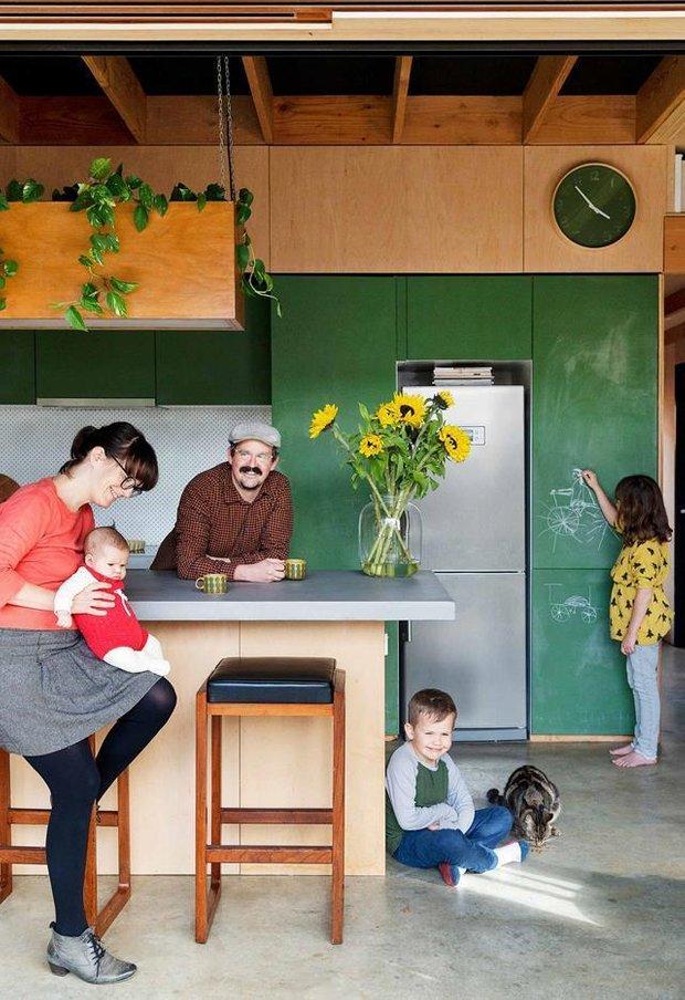Фотография:  в стиле , Австралия, Дом и дача, 60-90 метров – фото на INMYROOM