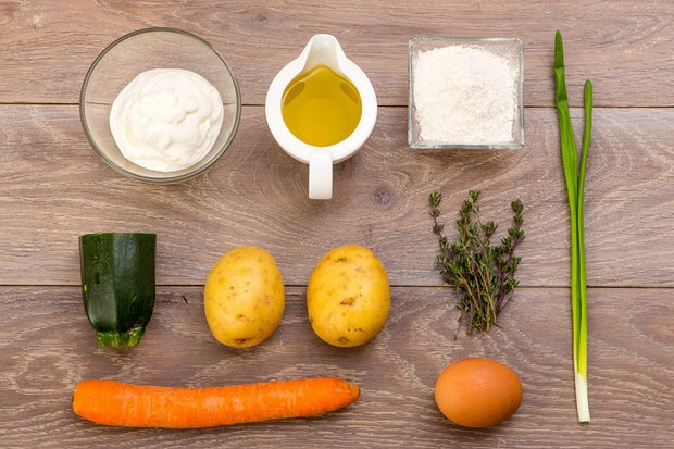 Фотография:  в стиле , Завтрак, Перекусить, Закуска, Жарить, Закуски, Кулинарные рецепты, Легкий завтрак, 30 минут – фото на INMYROOM