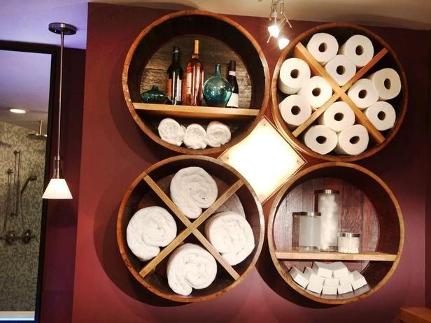 Фотография: Декор в стиле Лофт, Хранение, Стиль жизни, Советы, Шкаф, Полки – фото на INMYROOM