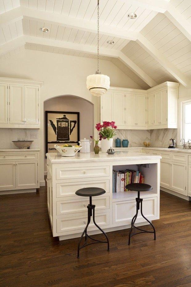 Фотография: Кухня и столовая, Прочее в стиле Прованс и Кантри, Интерьер комнат, Декор – фото на INMYROOM