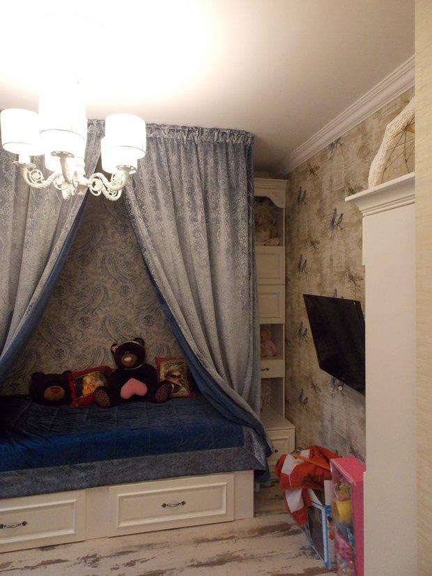 Фотография: Ванная в стиле Прованс и Кантри, Детская, Советы, Гид, как оформить детскую – фото на INMYROOM