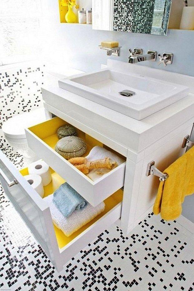 Фотография: Ванная в стиле Современный, Декор интерьера, DIY, Переделка – фото на INMYROOM