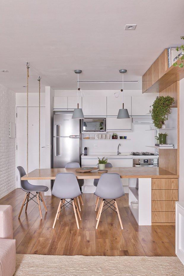 Фотография: Кухня и столовая в стиле Скандинавский, Современный, Советы, Blanco, мойка, удобная мойка, смеситель в стиле кантри, смеситель в стиле прованс, смеситель на кухню – фото на INMYROOM