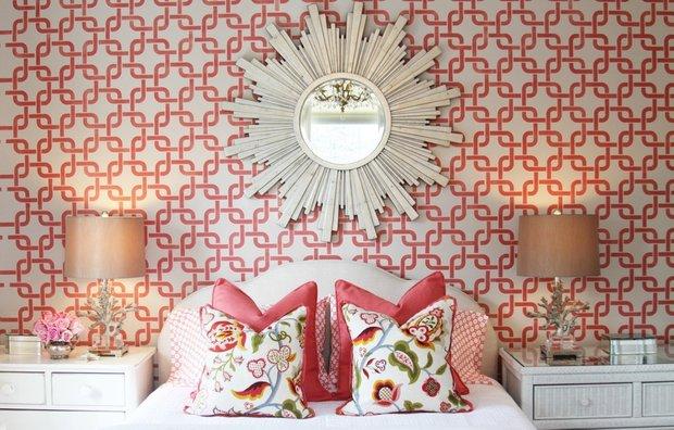 Фотография: Спальня в стиле Прованс и Кантри, Декор интерьера, Зеркала, декор зеркалами – фото на INMYROOM
