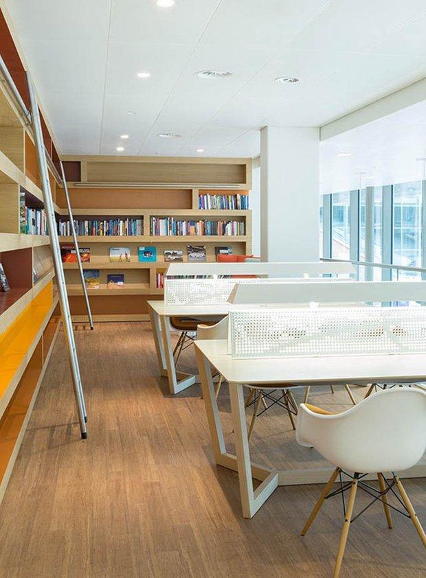 Фотография: Офис в стиле Скандинавский, Современный, Офисное пространство, Дома и квартиры, Проект недели – фото на INMYROOM