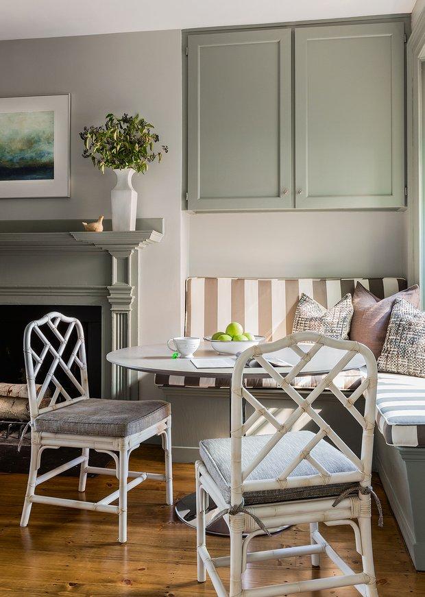Фотография: Кухня и столовая в стиле Классический, Декор интерьера, Дом и дача, Таунхаус – фото на INMYROOM