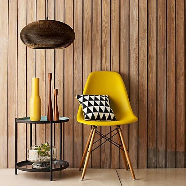 Фотография: Мебель и свет в стиле Восточный, Декор интерьера, Дизайн интерьера, Цвет в интерьере, Желтый – фото на INMYROOM