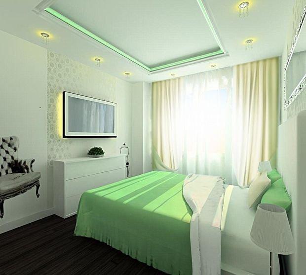 Фотография: Прочее в стиле Скандинавский, Спальня, Декор интерьера, Квартира, Дом, Декор, Зеленый – фото на INMYROOM