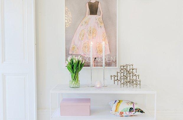 Фотография: Декор в стиле Современный, Скандинавский, Малогабаритная квартира, Квартира, Цвет в интерьере, Дома и квартиры, Белый – фото на INMYROOM