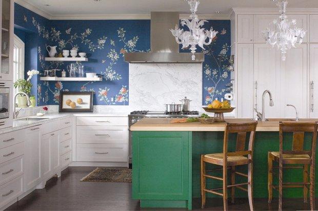 Фотография: Кухня и столовая в стиле Скандинавский, Советы, Студия дизайна интерьера «Павел Полынов» – фото на INMYROOM