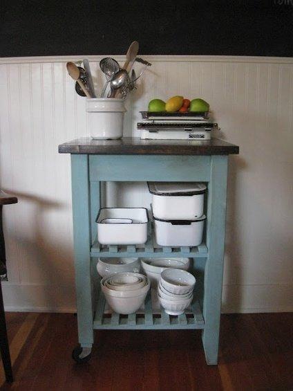 Фотография: Мебель и свет в стиле Прованс и Кантри, Кухня и столовая, Дом, Интерьер комнат – фото на INMYROOM