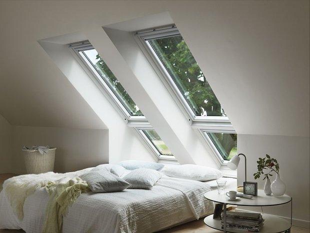 Фотография: Спальня в стиле Скандинавский, Советы, VEKA – фото на INMYROOM