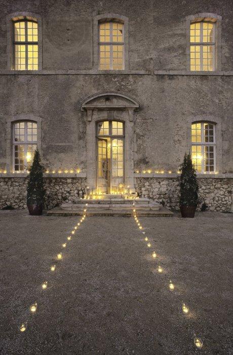 Фотография: Ландшафт в стиле Классический, Декор интерьера, Дом, Дома и квартиры, Прованс, Замок – фото на INMYROOM