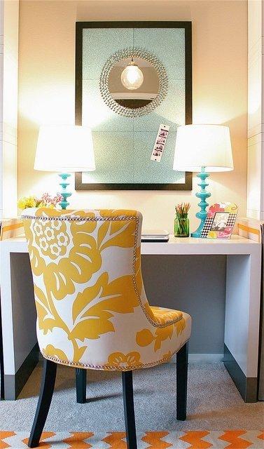 Фотография: Офис в стиле Современный, Декор интерьера, Декор дома, Цвет в интерьере – фото на INMYROOM