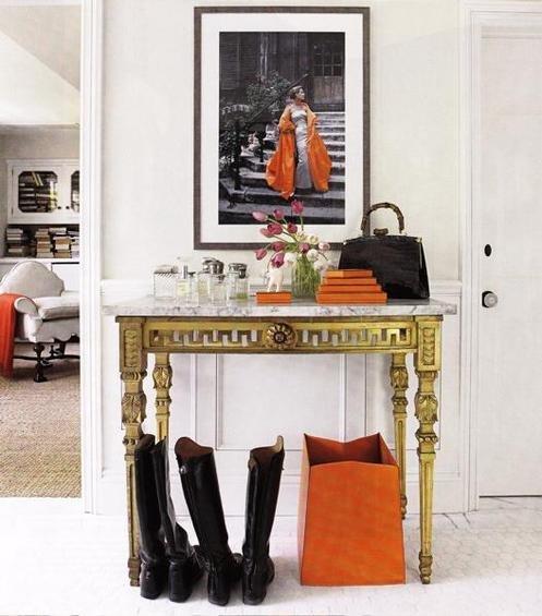 Фотография: Прихожая в стиле Прованс и Кантри, Декор интерьера, Декор дома, IKEA – фото на InMyRoom.ru