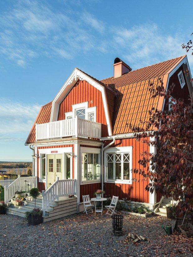 Фотография:  в стиле , Скандинавский, Декор интерьера, Дом, Швеция, Эко – фото на INMYROOM