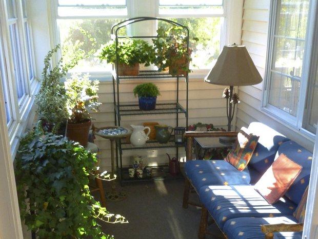 Фотография:  в стиле , Декор интерьера, Декор дома, Советы, Маргарита Алексеева, Зимний сад – фото на INMYROOM