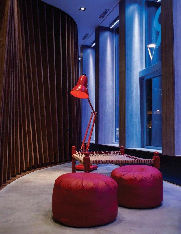 Фотография:  в стиле Современный, Эклектика, Декор интерьера, Испания, Дома и квартиры, Городские места, Отель, Барселона – фото на INMYROOM