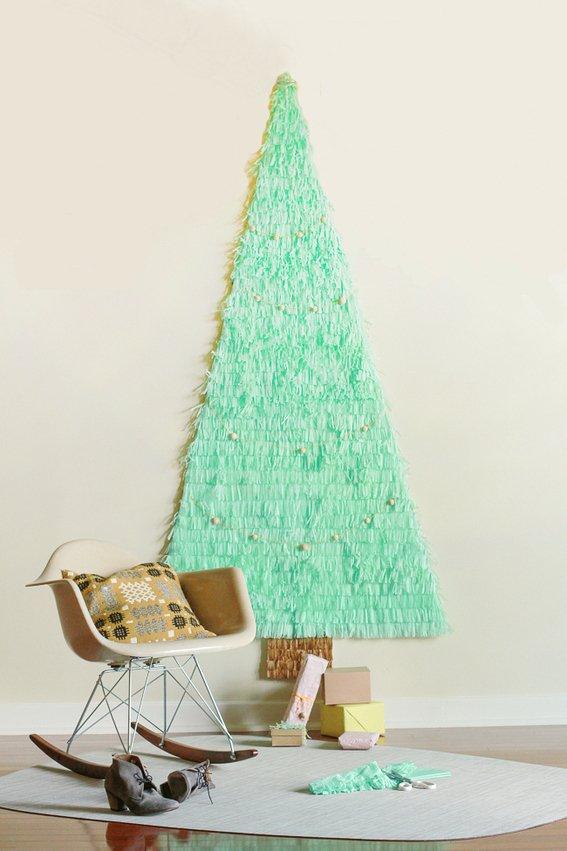 Фотография:  в стиле , Декор интерьера, DIY, Новый Год, как оформить домашнюю вечеринку, новогоднее оформление интерьера – фото на INMYROOM