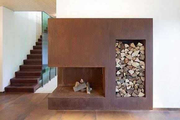 Фотография: Декор в стиле Лофт, Современный, Хай-тек, Декор интерьера, CorTen, сталь-кортен, кортен – фото на INMYROOM