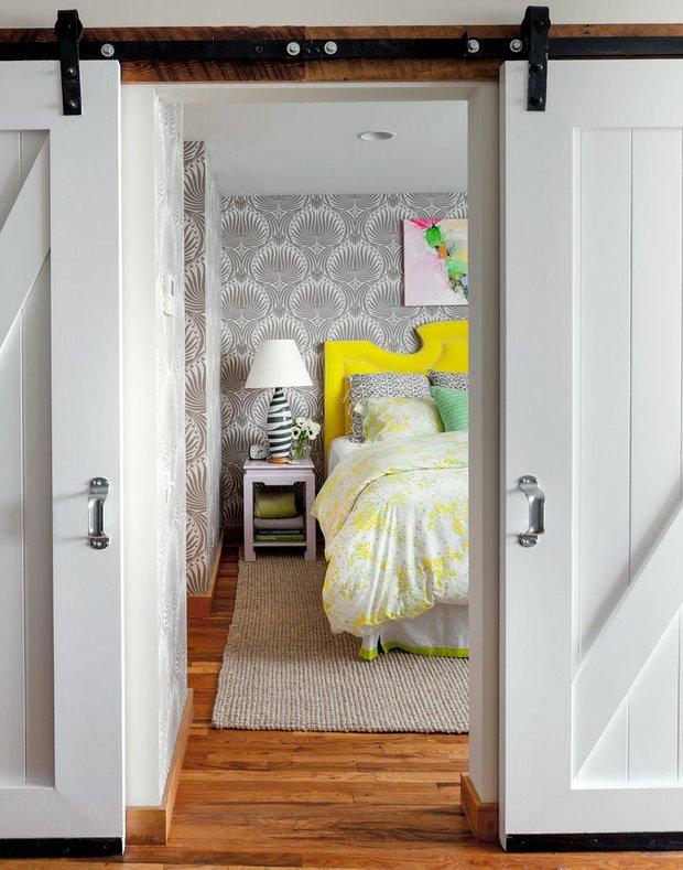 Фотография: Спальня в стиле Прованс и Кантри, Классический, Современный, Эклектика, Лофт, Декор интерьера, Квартира, Дома и квартиры, Нью-Йорк – фото на INMYROOM