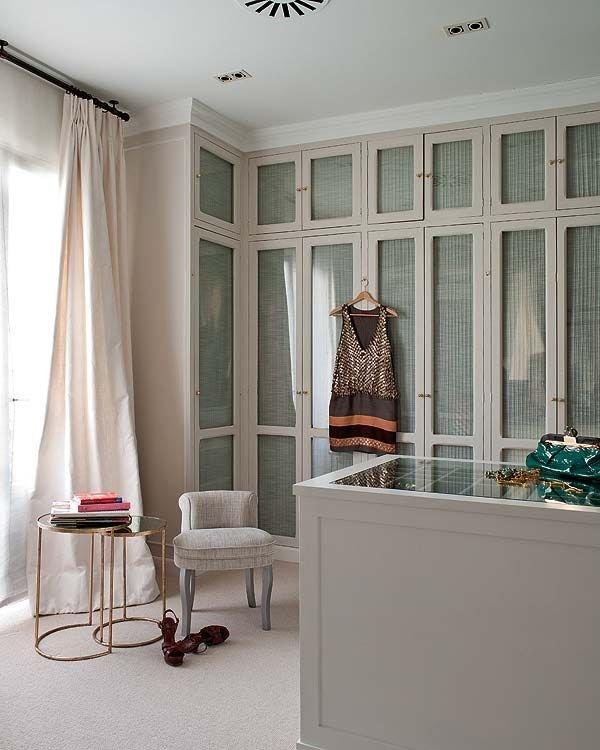 Фотография: Спальня в стиле Эклектика, Квартира, Дома и квартиры, Перепланировка, П-3М – фото на INMYROOM