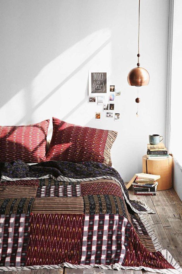 Фотография: Спальня в стиле Лофт, Скандинавский, Декор интерьера, Аксессуары – фото на INMYROOM