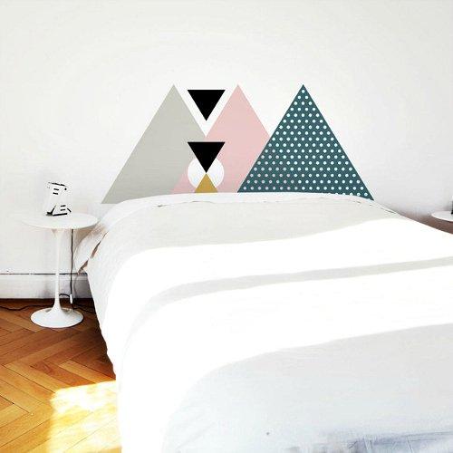Фотография: Спальня в стиле Скандинавский, Декор интерьера, DIY, Цвет в интерьере – фото на INMYROOM