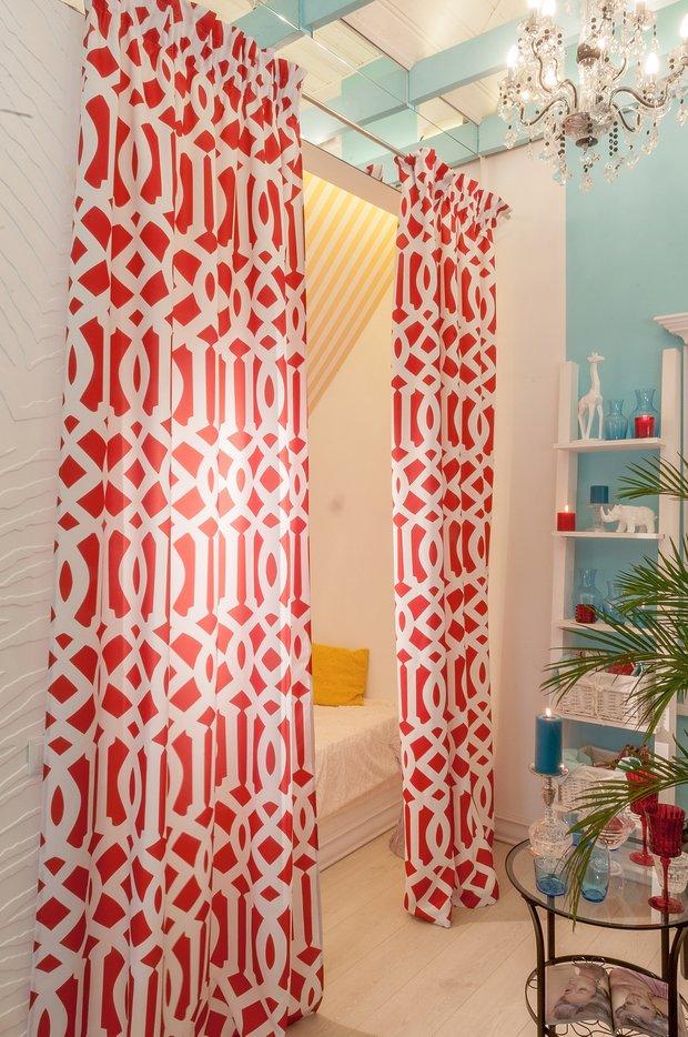 Фотография: Спальня в стиле Восточный, Эклектика, Квартира, Дома и квартиры – фото на INMYROOM