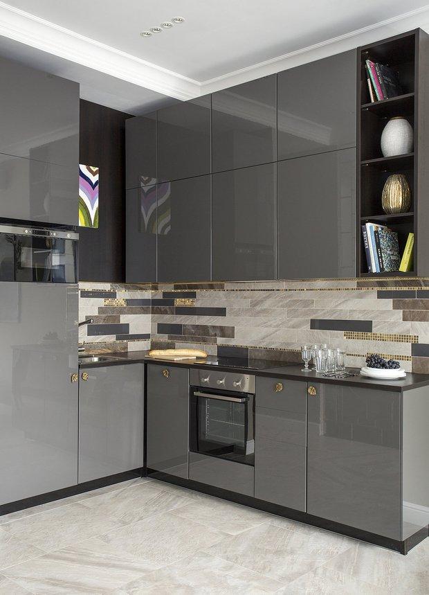 Фотография: Кухня и столовая в стиле Современный, Советы, Ремонт на практике, как сэкономить, экономия, Kronospan, как сэкономить на ремонте – фото на INMYROOM