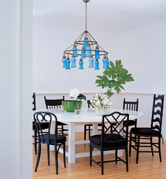 Фотография: Кухня и столовая в стиле Прованс и Кантри, Дом, Дома и квартиры, Интерьеры звезд – фото на INMYROOM