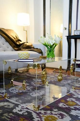 Фотография: Гостиная в стиле Эклектика, Классический, Скандинавский, Хай-тек, Мебель и свет – фото на INMYROOM