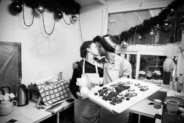 Фотография:  в стиле , Интервью, Истории, Алексей Федорин, Анастасия Федорина, AF Famaly Factory, Шоколад – фото на INMYROOM