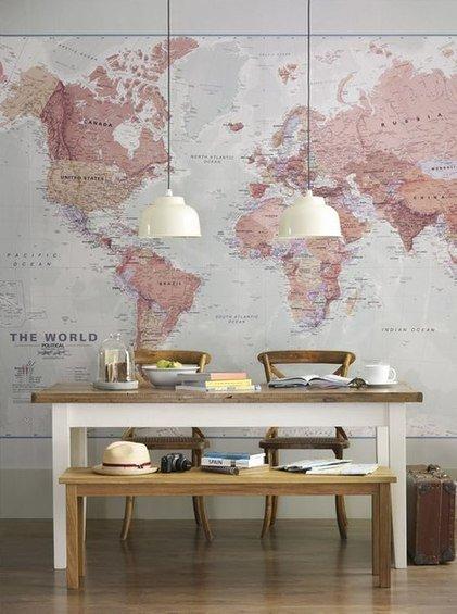 Фотография: Кухня и столовая в стиле Прованс и Кантри, Декор интерьера, DIY, Дом – фото на InMyRoom.ru
