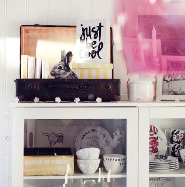 Фотография:  в стиле , Скандинавский, Декор интерьера, Дом, Декор, Дом и дача – фото на InMyRoom.ru