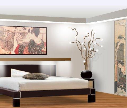 Фотография: Спальня в стиле Современный, Восточный,  – фото на INMYROOM