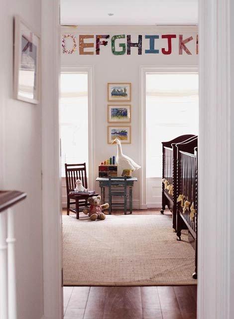 Фотография: Детская в стиле Скандинавский, Декор интерьера, Квартира, Дома и квартиры – фото на INMYROOM