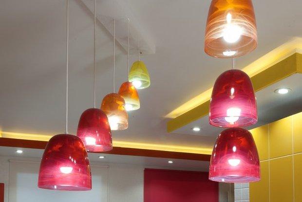 Фотография: Мебель и свет в стиле Современный, Дом, Дома и квартиры – фото на INMYROOM