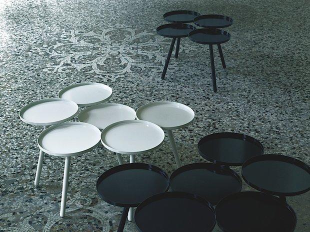 Фотография: Мебель и свет в стиле Эклектика, Гостиная, Интерьер комнат – фото на INMYROOM