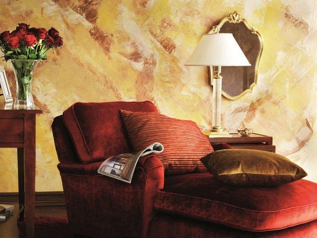 Фотография: Гостиная в стиле Классический, Интерьер комнат – фото на INMYROOM