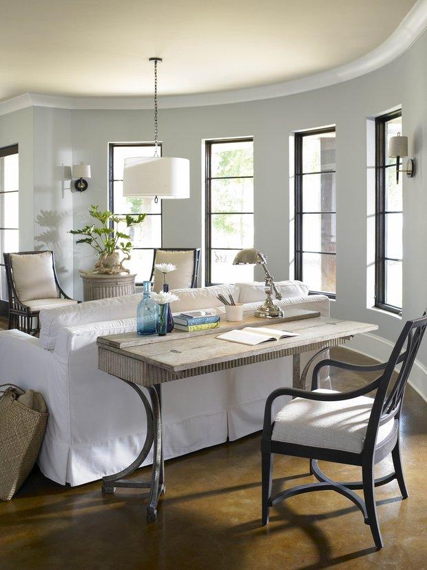 Фотография: Гостиная в стиле Восточный, Дизайн интерьера, Морской – фото на INMYROOM