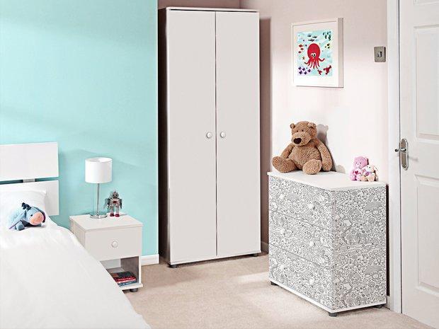 Фотография: Детская в стиле Современный, Декор интерьера, DIY, Декор дома, Обои – фото на INMYROOM