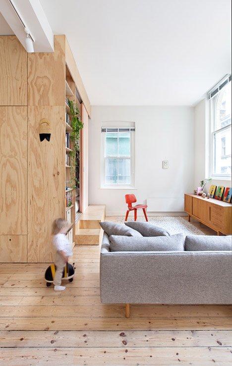 Фотография:  в стиле , Советы, квартира в Мельбурне – фото на INMYROOM
