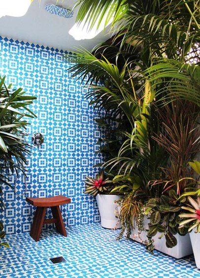 Фотография: Декор в стиле Восточный, Ванная, Декор интерьера, Интерьер комнат – фото на INMYROOM