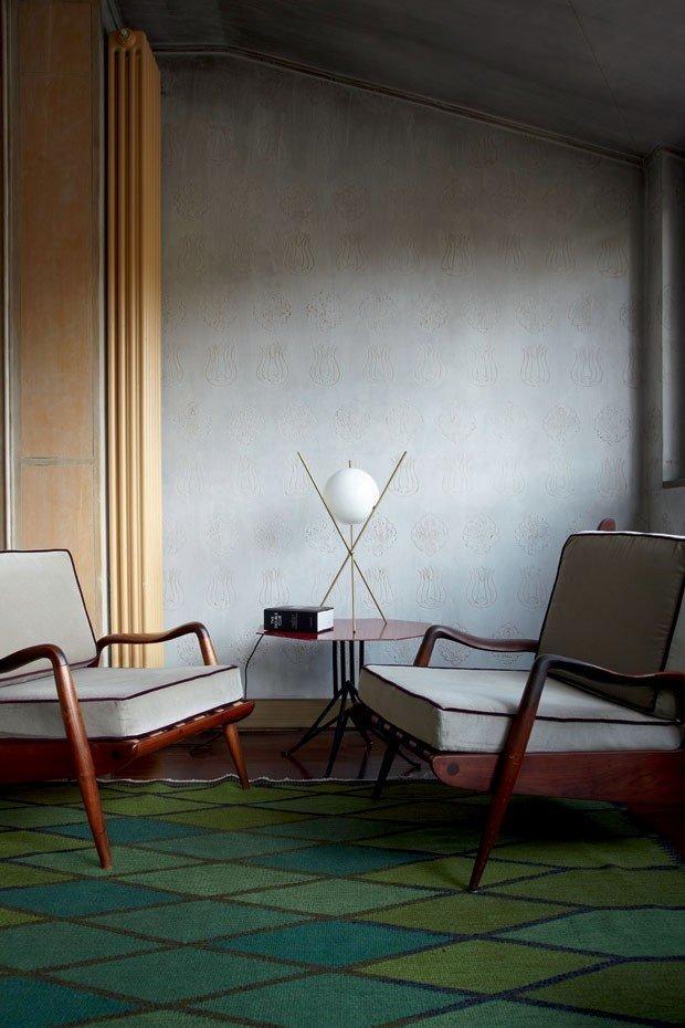 Фотография: Мебель и свет в стиле Лофт, Скандинавский, Декор интерьера, Дизайн интерьера, Цвет в интерьере – фото на INMYROOM