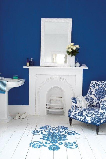 Фотография: Декор в стиле , Декор интерьера, Дизайн интерьера, Цвет в интерьере, Краска – фото на INMYROOM