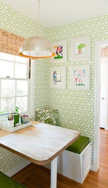Фотография: Кухня и столовая в стиле Минимализм, Декор интерьера, Стиль жизни, Советы, Обеденная зона – фото на INMYROOM