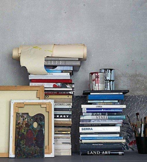 Фотография: Спальня в стиле Современный, Эклектика, Квартира, Цвет в интерьере, Дома и квартиры, B&B Italia – фото на INMYROOM